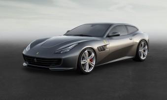 Ferrari GTC4Lusso Launched