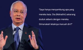 Najib: Jangan gadai perjuangan UMNO untuk agenda peribadi