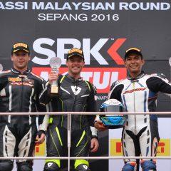 Cameron Donald Malaysia Superbike Championship
