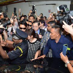 DAP`s Penang Chief Minister Lim Guan Eng arrested