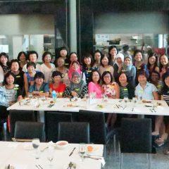 50 ex-students of Convent School Klang met after 40 years via Whatsapp