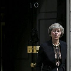 Theresa May becomes Britain`s  PM  in the most challenging time