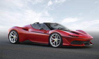 Ferrari 2017, J50 revealed