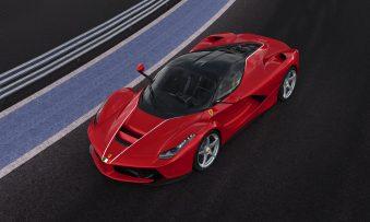 A LaFerrari sold for $7Million