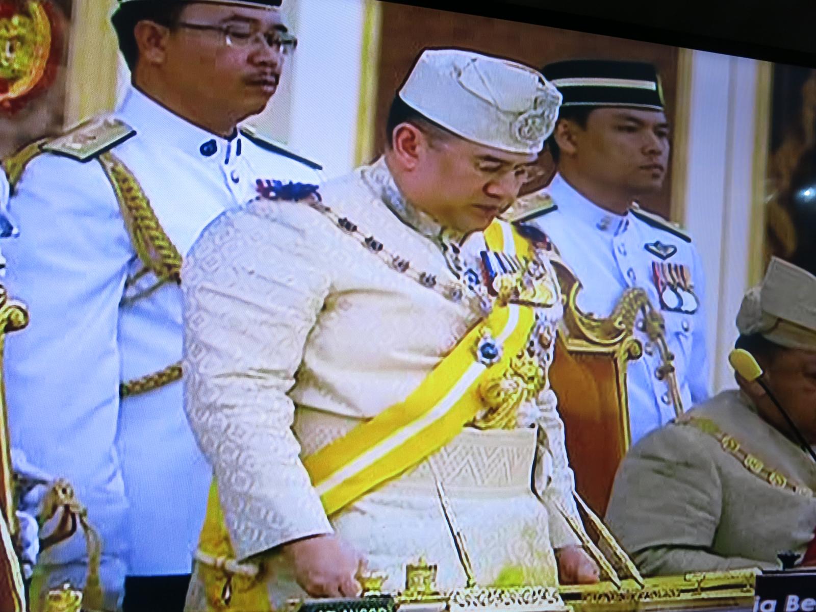 Malaysia, Sultan Kelantan Sultan Muhammad V