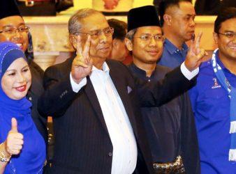 Sarawak CM, Adenan Satem