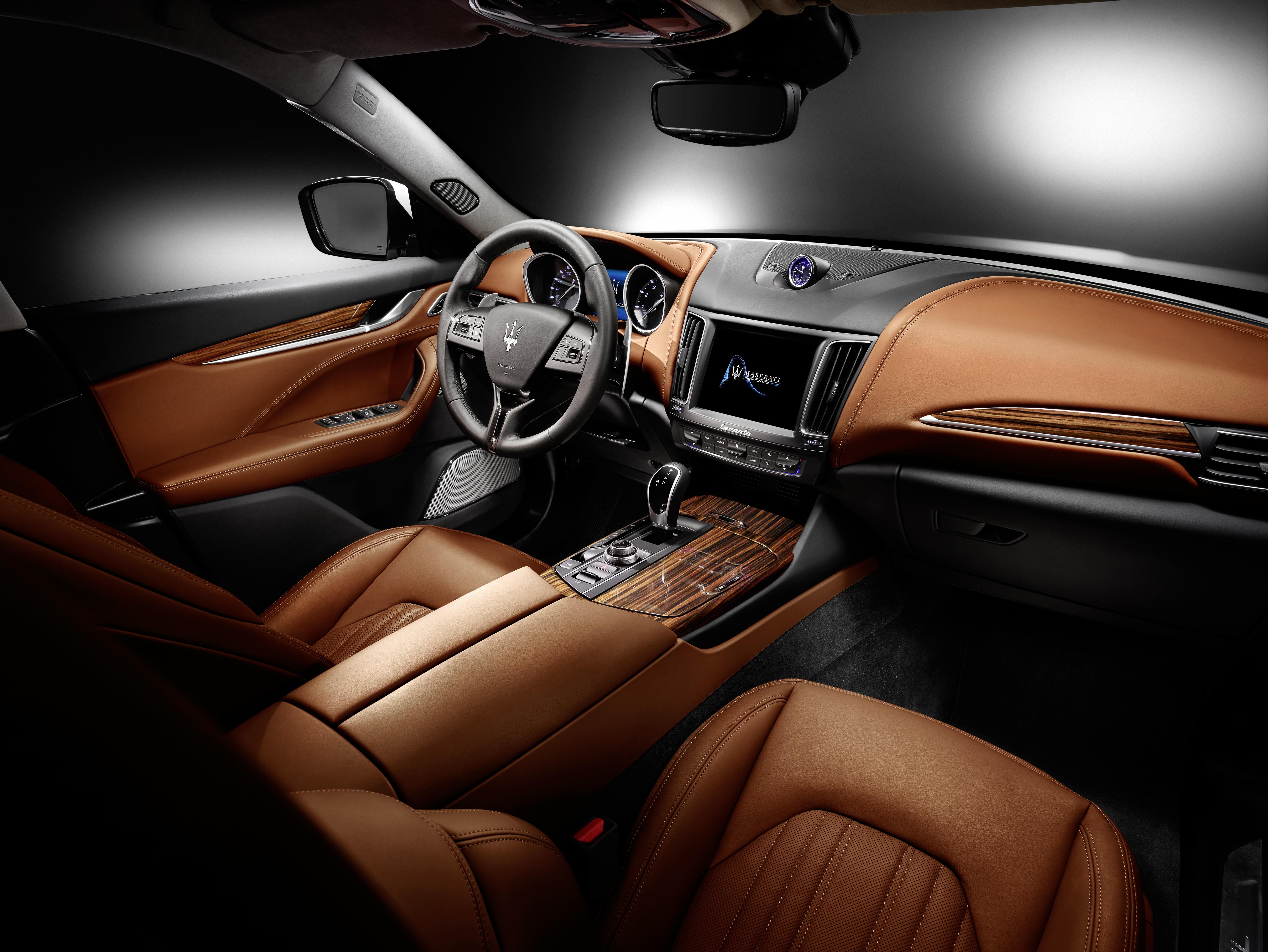 Maserati Levante suv Malaysia