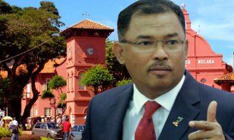 Malacca bans street beggars