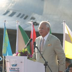 LIMA'17: Malaysia to become a leading aerospace nation in South East Asia, said PM