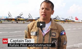 Malaysian pilots are very good, says French Rafale war jet pilot