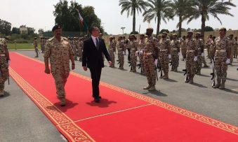 Hishammuddin visit to Bahrain strengthens diplomatic and defence ties