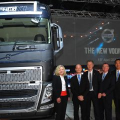Volvo FH Series for comfort, safety and profitability launched