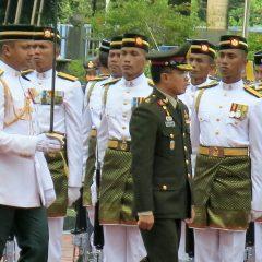 Thailand`s General Suraphong visits Malaysia