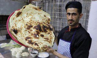Yummy Authentic Arab Dishes in Nakheel Hadramawt