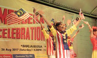 Merdeka: the spirit of Malaysian unity and patriotism