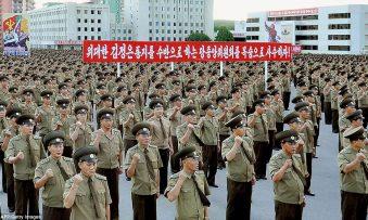Pyongyang warns it may turn U.S. mainland into `ashes` any moment