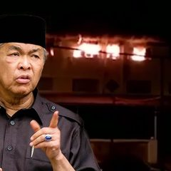 23 dead in fire at tahfiz school not registered with Education Ministry – DPM Ahmad Zahid