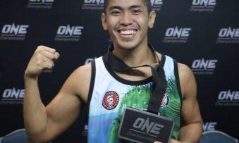 Malaysia Hisyam Samsudin won over Indonesia Jeremy Meciaz in Jakarta One Championship