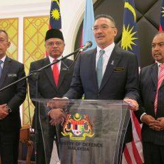 MAF should explain to PM Najib the reason to purchase military assets – Hishammuddin