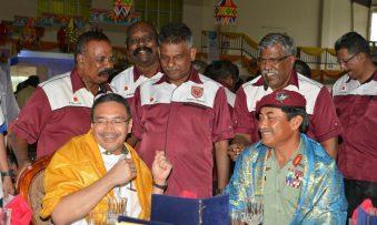 "CELCOM Package ""Tiga Tiga"" launched in harmonious Deepavali – Hishammuddin"
