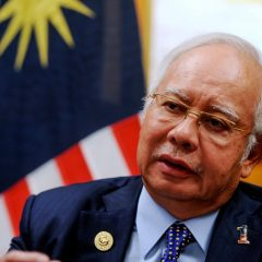 PM Najib pledged not to raise GST