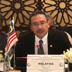 Hishammuddin: Malaysia strongly condemns the Houthi Militias` attacks targeting the Holy City of Makkah