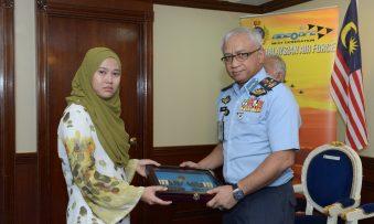 "3 RMAF pilots conferred Lieutenant Colonels via ""Posthumous"""