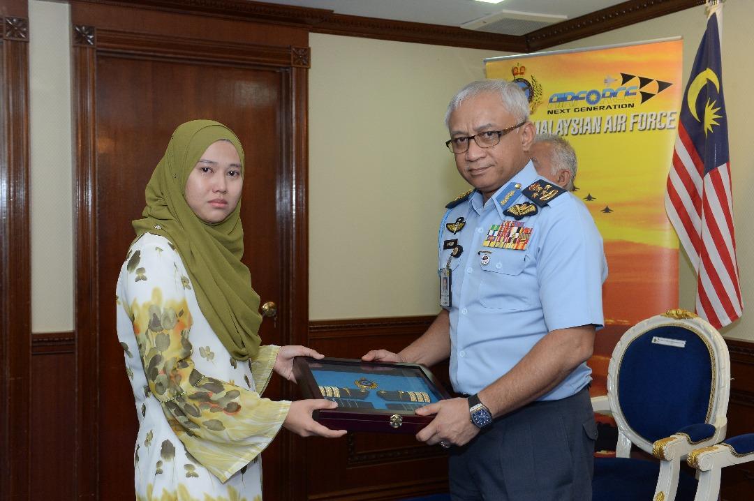 "3 RMAF pilots conferred Lieutenant Colonels via ""Posthumous"