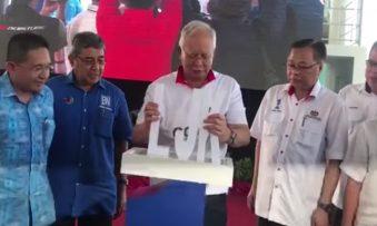 Najib Razak: RM1.3 billion allocation for Langkawi people