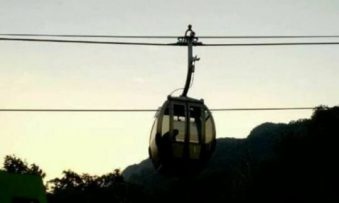 Tourists stranded for hours at Langkawi SkyCab