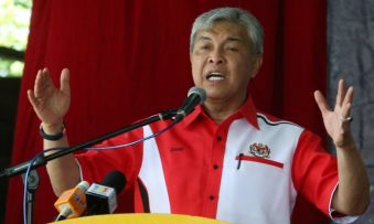 Zahid Hamidi: Many Chinese lost confidence in the opposition
