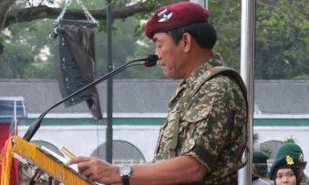 Zulkiple: Malaysian Army is always prepared