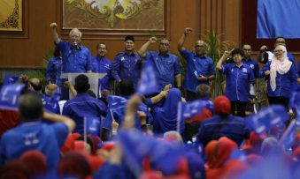 "14th GE: Najib chose candidates that can be ""BN Heroes"""