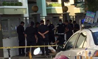 A Palestinian engineer shot dead by two unidentified gunmen in Kuala Lumpur, Malaysia