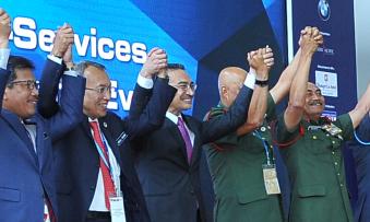 DSA and NATSEC collected RM18.4 billion