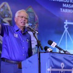 Najib: Barisan Nasional will win big in GE 14