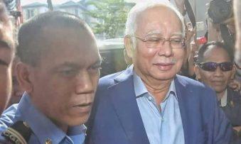 Najib: The spade had always been called a spade