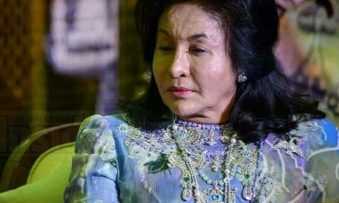 Malaysia's ex-first lady to be probed by MACC