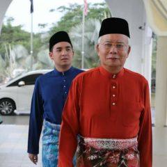 I want to clear my name, Najib says