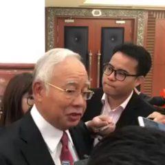 Najib: Tun Mahathir is lying