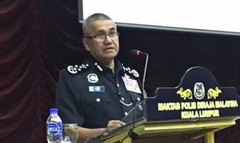 Malaysia Police to start learning and speaking English from today – IGP
