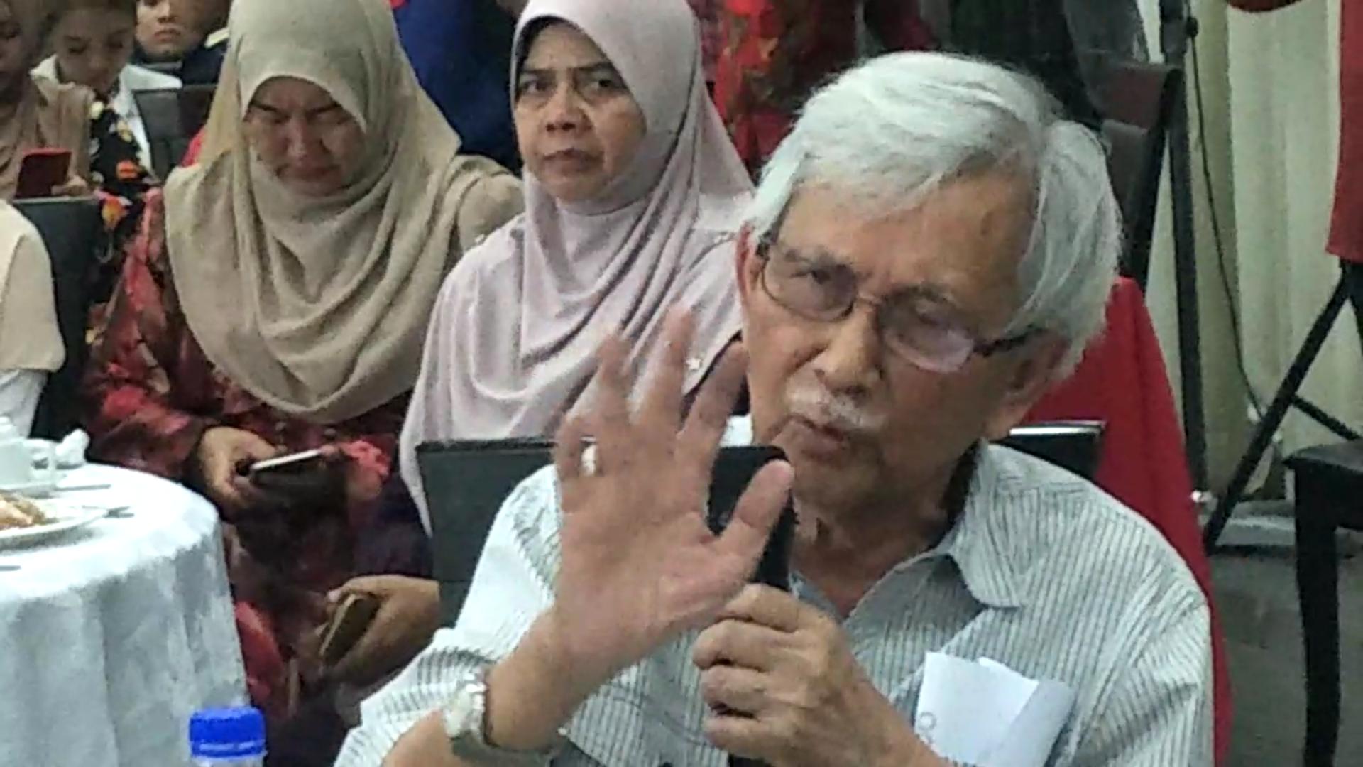 Daim Zainuddin, Putrajaya's chief adviser