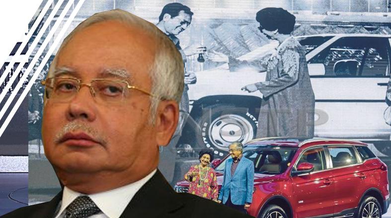 SUV Proton X70 price should be reduced, says Najib   Malaysia World News