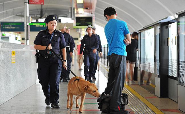 Singapore Drug Laws