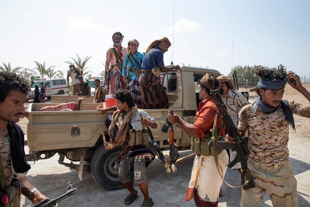 US calls Houthi rebels cease attacks on Saudi Arabia   Malaysia
